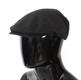 Dolce & Gabbana Men's Charcoal Flat Cap