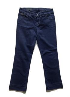 Gucci dark blue straight leg jeans