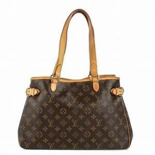 Louis Vuitton Monogram Tote Bag