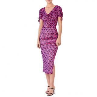 Diane Von Furstenberg Abriella Reversible Skirt & Top