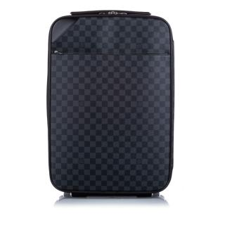 Louis Vuitton Pegase Light 55 in Damier Graphite - Sold Out