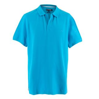Vilebrequin Bright Blue Polo Shirt