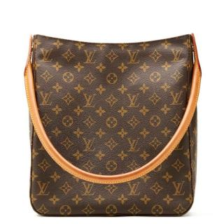 Louis Vuitton Monogram Looping GM Top Handle Bag