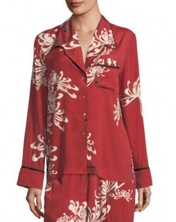 McQ by Alexander McQueen Button-front Pajama Shirt