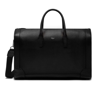 Mulberry Belgrave Grained leather travel bag