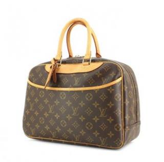 Louis VuittonLarge Monogram Trouville Weekender