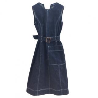 Polo Ralph Lauren Navy Denim Dress