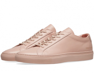 Common Projects Original Achilles Low Blush Sneakers