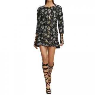 Chanel Black Runway Paris-Greece Embroidered Tweed Coat
