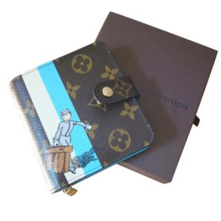 Louis Vuitton Limited Edition Groom Zippy Wallet