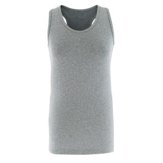 Bodyism Grey Gym Vest Top
