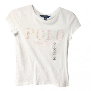 Polo Ralph Lauren Floral Print T-Shirt