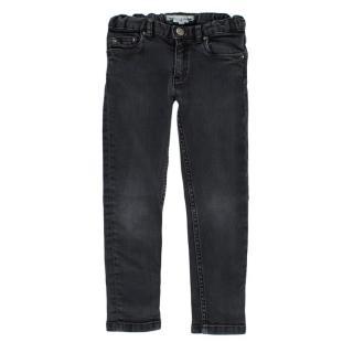 Bonpoint Black Washout Skinny Jeans