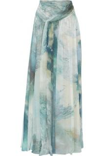 Matthew Williamson Galaxy Print Maxi Skirt