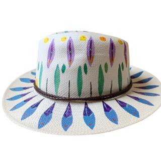 Hand Woven Original Straw Panama Hat