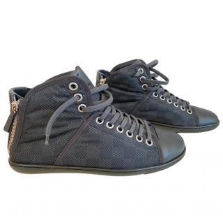 Louis Vuitton Damier Graphite Axel Sneakers