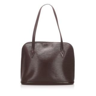 Louis Vuitton Epi Lussac Shoulder Bag