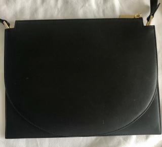Victoria Beckham Moonlight Leather Shoulder Bag