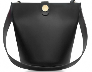 Sophie Hulme The Swing Leather Bucket Bag