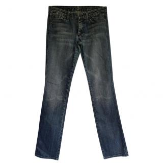 7 For All Mankind kate straight leg jeans