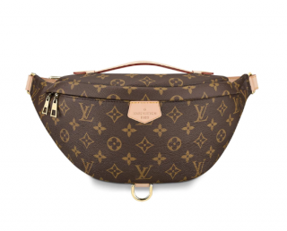 Louis Vuitton Large Monogram Belt Bag