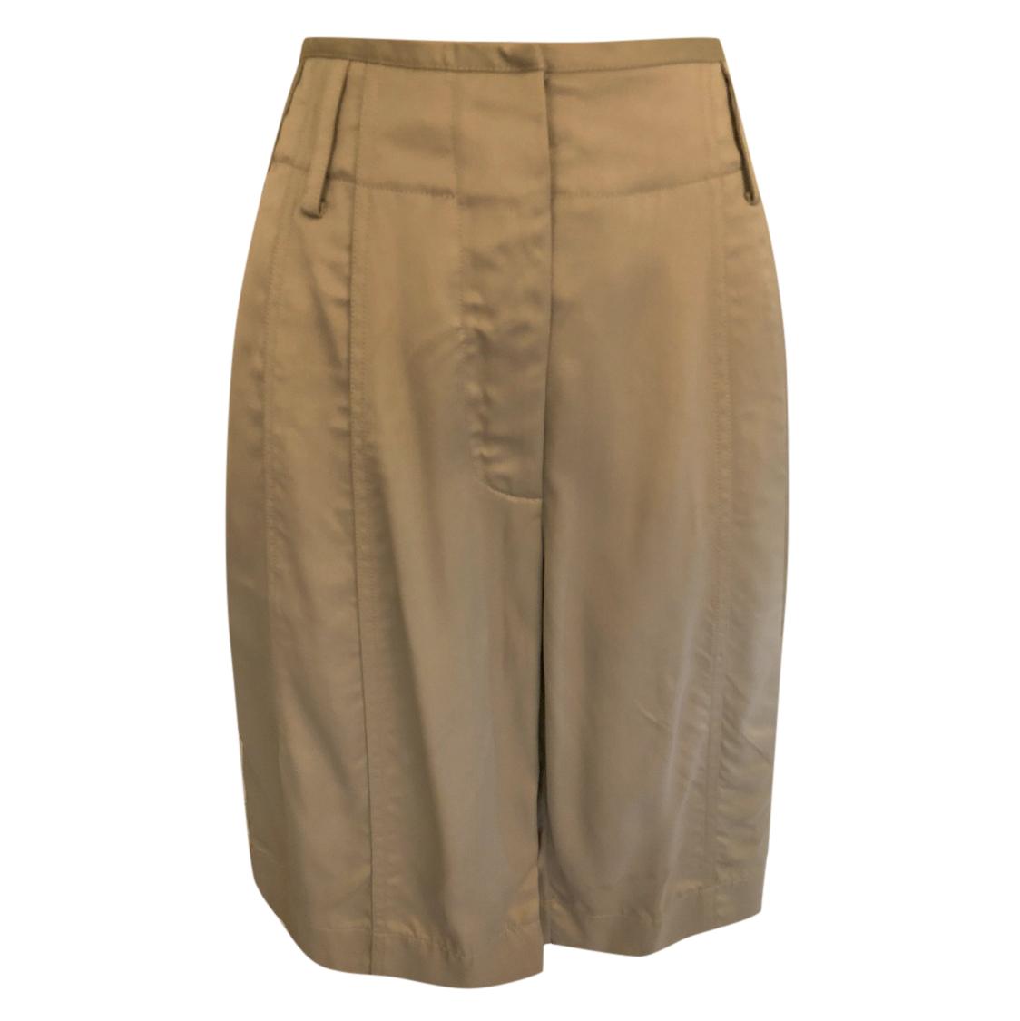 Alexander Wang Silk Long Shorts