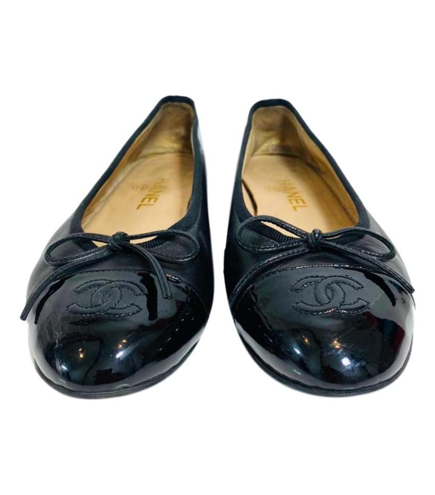Leather Ballerina Flats219439 | HEWI