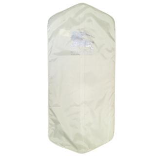 Burberry Beige Logo Suit Carrier
