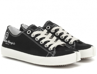 Maison Margiela Tabi canvas low-top sneakers