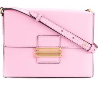 Etro Pink Rainbow cross-body bag