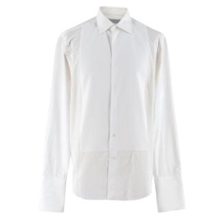 Gieves & Hawkes White Button Up Shirt
