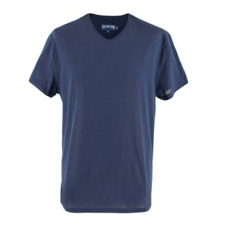 Vilebrequin Navy Cotton T-shirt