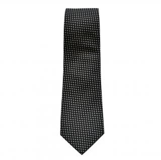 Ralph Lauren Black Label silk tie