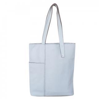 Loewe White Leather Shoulder Bag