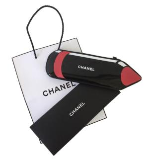 Chanel VIP Patent Lipstick Make-Up Case
