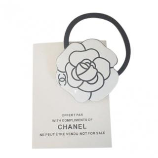 Chanel VIP Camellia Hair Tie
