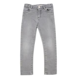 Bonpoint Grey Kid's Jeans