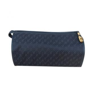 Loewe Blue Monogram Canvas Vanity Case