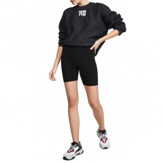 Alexander Wang foundation knit biker shorts