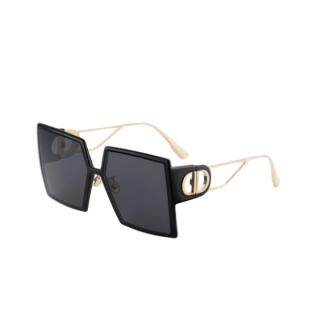 Dior Black & Gold 30Montaigne sunglasses