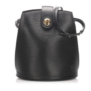 Louis Vuitton Epi Cluny Shoulder Bag