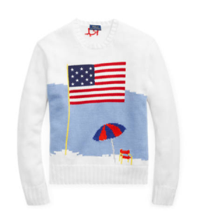 Polo Ralph Lauren Nautical Intarsia Knit Jumper