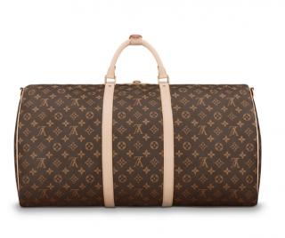 Louis Vuitton Keepall 60 Monogram Bag