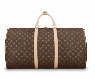 Louis Vuitton Keepall 60 Monogram Bag