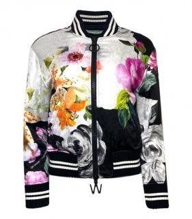 Off White c/o Virgil Abloh Floral Print  Jacket