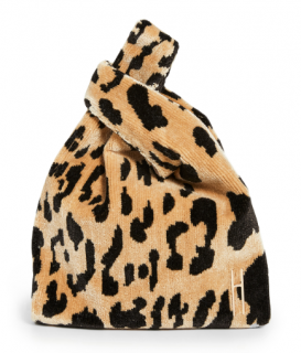 Hayward Mini Leopard Print Shopper Bag
