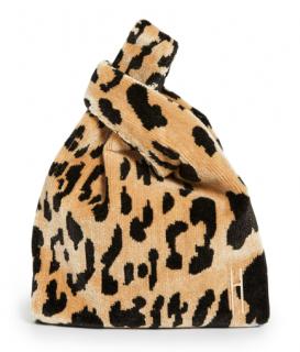 Hayward Mini Leopard Print Shopper Bag