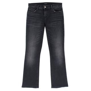 J Brand Selena Bootcut Anthracite Jeans