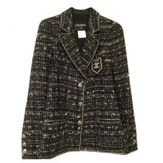Chanel Tweed Boucle Jacket - As seen in The Devil Wears Prada