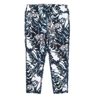 Sweaty Betty Girls' Floral Leggings